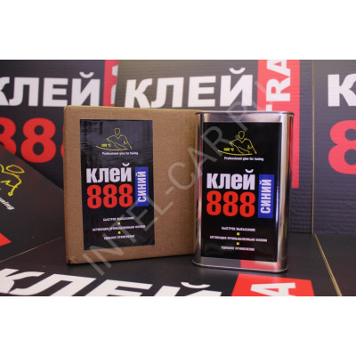 Клей 888Ultra синий 1л