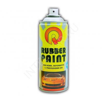 Жидкая резина Rubber Paint аэрозольная желтая