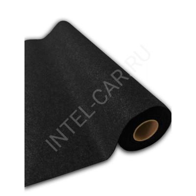 Карпет автомобильный, самоклеящийся - Черный (1.4м)