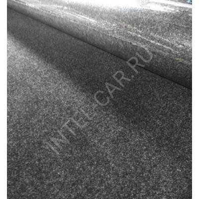 Карпет автомобильный, самоклеящийся - Графит, ширина 1.5м