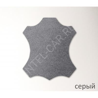 Фильц потолочный, с клеевым слоем Серый
