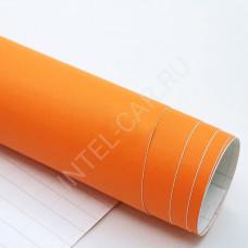 Пленка алмазная крошка оранжевая