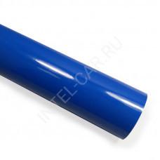 Пленка глянцевая синяя