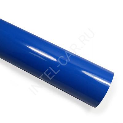 Пленка глянцевая синяя (эконом) n\n