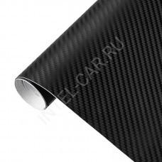 Пленка Карбон 3D черный, мелкая ячейка 5star