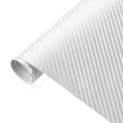 Пленка Карбон 3D - прозрачный, мелкая ячейка