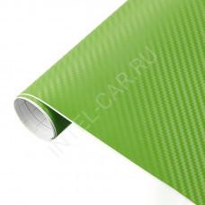 Пленка Карбон 3D салатовый 5Star