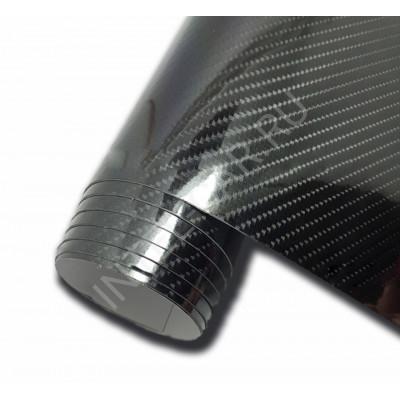 Пленка Карбон 6D черный KSF