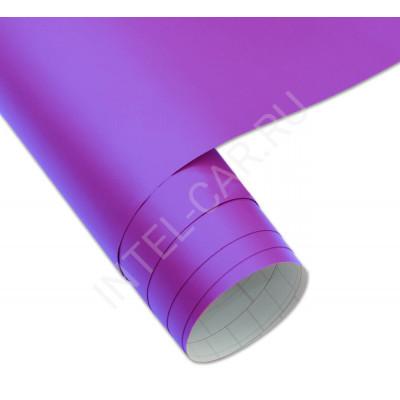 Пленка матовая фиолетовая