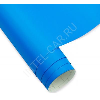Пленка матовая голубая 5Star