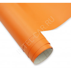 Пленка матовая оранжевая