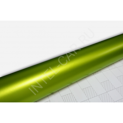 Матовый хром \ металлик лайм 5Star Премиум