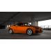 Матовый хром \ металлик оранжевый 5Star Премиум