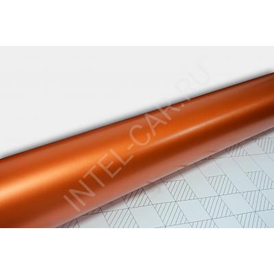 Матовый хром \ металлик оранжевый Catpiano