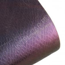 Пленка Хамелеон кожа змеи - Сине-пурпурно-фиолетовая