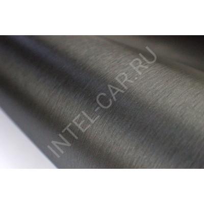 Пленка шлифованный алюминий графит