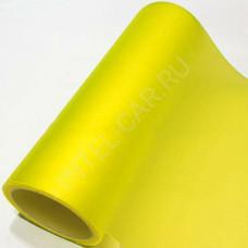 Тонировка для фар Алмазная крошка желтая
