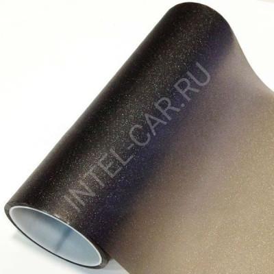 Тонировка для фар Алмазная крошка светло-черная