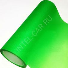 Тонировка для фар Алмазная крошка зеленая