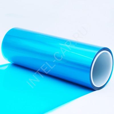 Тонировка для фар глянцевая голубая
