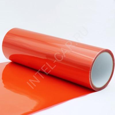 Тонировка для фар глянцевая красная