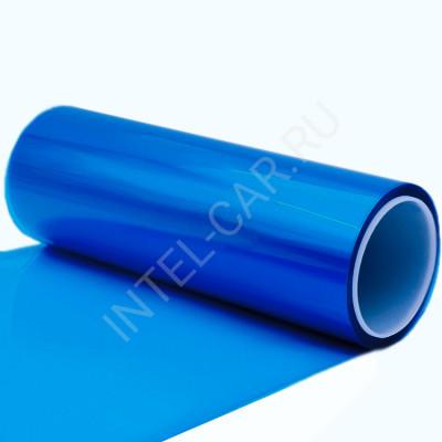 Тонировка для фар глянцевая синяя