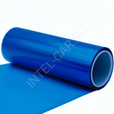 Тонировка для фар глянцевая темно-синяя