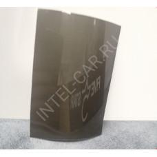 Тонировка для фар гибридная полиуретановая светло-черная