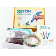 3Д ручка 3DPen-2 розовая