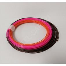 Набор пластика для 3д ручек, PLA, 1.75 мм 3 цвета. (30м)