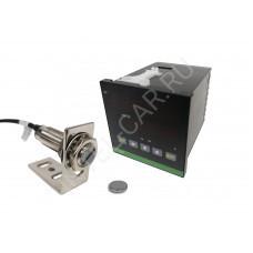 Электронный счетчик оборотов / тактов с магнитным датчиком Холла MR-5TH