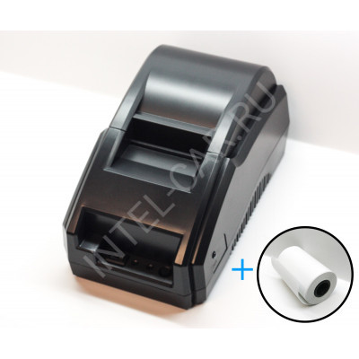 Термопринтер, принтер чеков проводной, BT-Blueray 58.